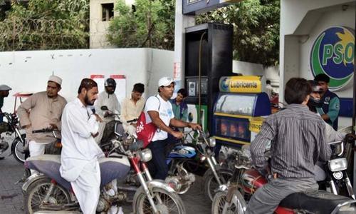 Govt in a fix over fuel price adjustment