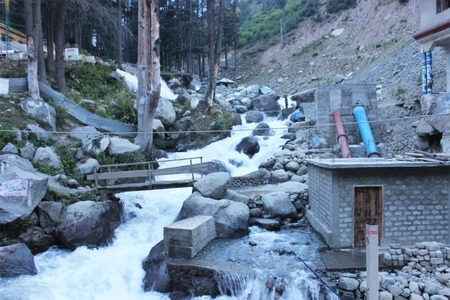 In the villages of KP, micro-hydropower plants have transformed life