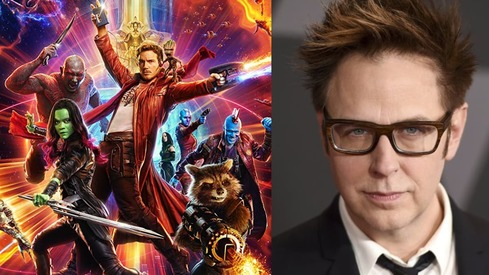 The Guardians of the Galaxy want axed director James Gunn back for third film