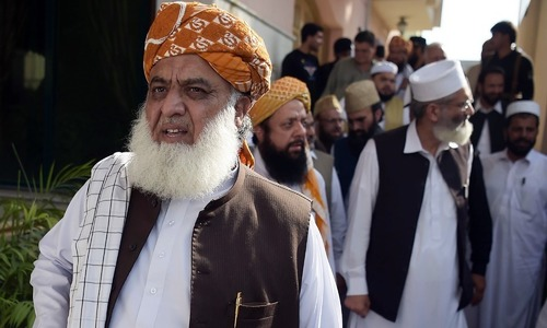 Religious parties clinch over 9pc share of votes in National Assembly