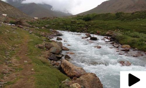 پاکستان کا وہ چشمہ جہاں کا پانی شفا کا باعث بن گیا