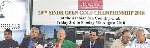 'Asian Tour event will see Pakistan return to international golfing map'