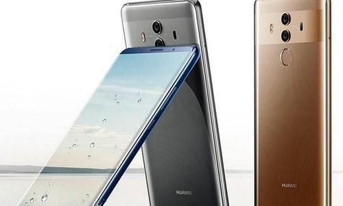 Huawei tops Apple in tightening global smartphone market