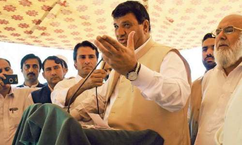 Muqam appears before NAB, rejects corruption charges