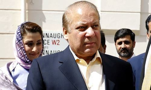Continue protest against 'rigging', Nawaz tells workers from jail
