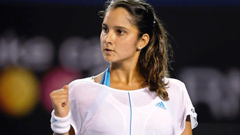 Is Sania Mirza getting her own biopic?
