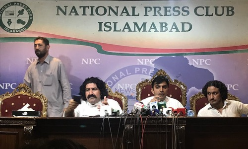 Dawar, Wazir to remain independent in NA