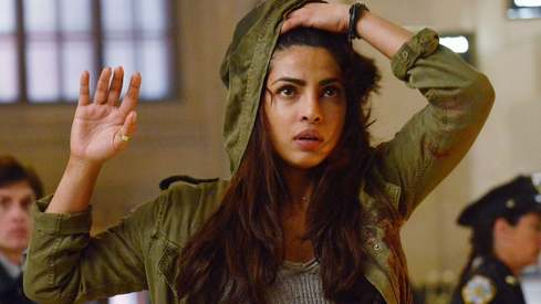 Priyanka Chopra says goodbye to Quantico