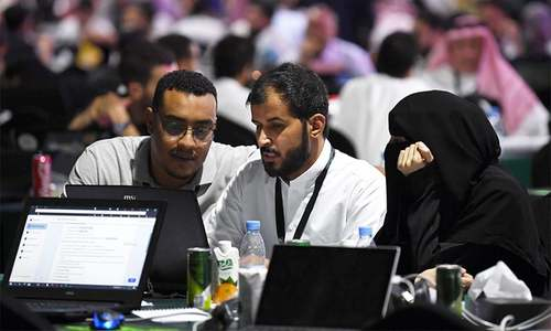Saudi hackathon seeks high-tech fixes to Haj calamities