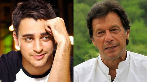 Bollywood actor Imran Khan keeps getting mistaken for politician Imran Khan