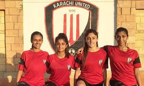 Why is there a different moral goalpost for female footballers in Pakistan?