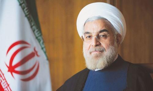 Iran's Rouhani congratulates Imran on PTI's success in polls, invites him to Iran