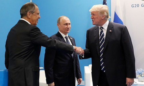 Further US sanctions would be 'declaration of economic war': Russia