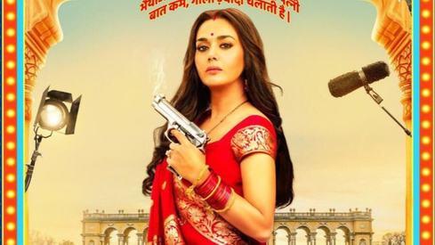 Preity Zinta is making a Bollywood comeback with Bhaiaji Superhit