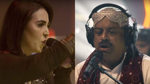 Coke Studio brings Allama Iqbal's poetry to life in their first episode