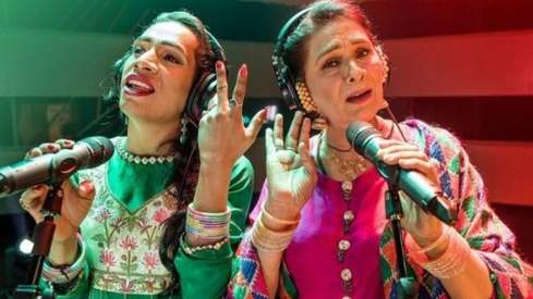 Transgender singers Lucky and Naghma steal the show in Coke Studio wedding track