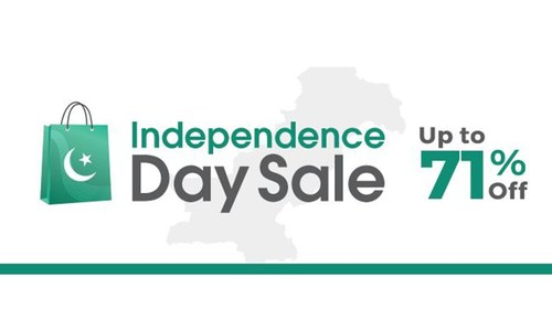 Celebrate Independence Day with Daraz and avail deals offering up to 71% off
