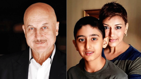 Sonali Bendre is my hero: Anupam Kher