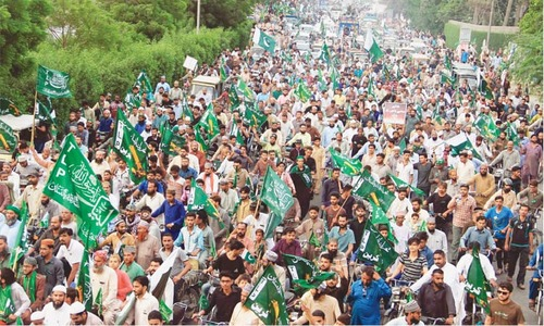 TLP praises Karachiites for its victory