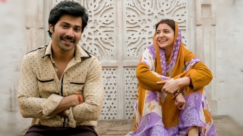 Varun Dhawan and Anushka Sharma are aiming big in the Sui Dhaaga trailer