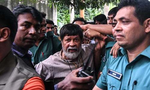 Top Bangladesh photographer Shahidul Alam sent to jail