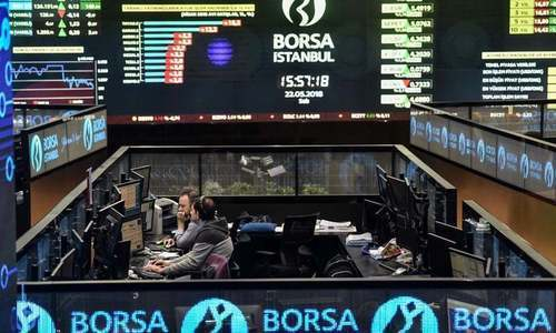 Turkish lira hammered again as crisis spills into Asian markets