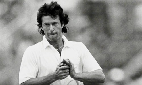 Imran Khan ─ from flamboyant cricketer to prime minister