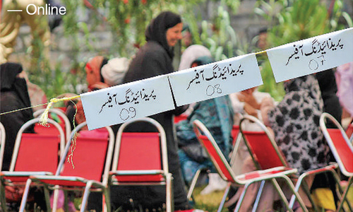 By-polls on 11 NA seats to be held within two months