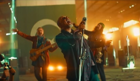 Junoon has a new video out for their old classic 'Khudi'