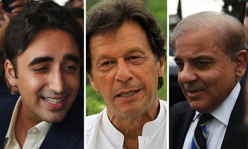 Politicians, public figures share messages of hope for Pakistan on Aug 14