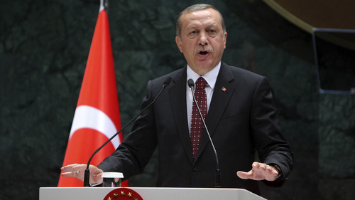 Erdogan says Turkey to 'boycott' US electronic goods