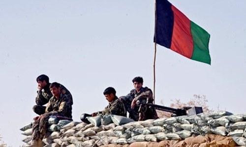 افغانستان: طالبان کا فریاب میں فوجی اڈے پر قبضہ،14 اہلکار ہلاک