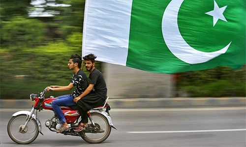 In pictures: Smiles, sweets and flags ─ Pakistanis celebrate country's 71st birthday