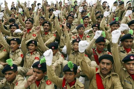 آزادی کے 71 سال اور پاکستانیوں کا جذبہ حب الوطنی تصاویر میں