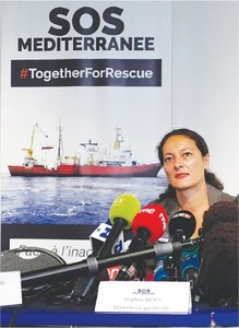 Malta lets rescue ship dock after EU states agree to take migrants