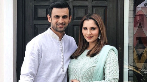 Shoaib Malik and Sania Mirza exchange cute Independence Day messages