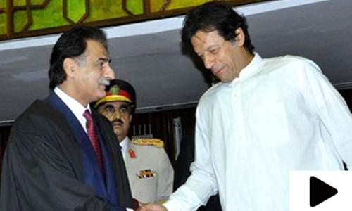 جب عمران خان اسمبلی کا کارڈ گھر بھول آئے