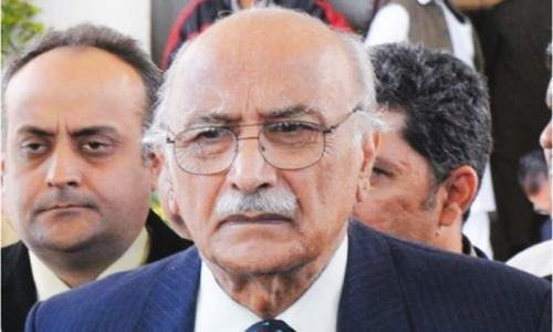 Asghar Khan case: SC asks why military court trials of army officials still pending