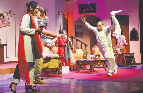 Should Anwar Maqsood's Kyun Nikala be called a play?