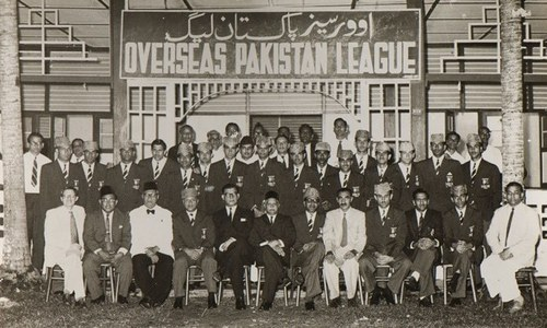 Subjects and migrants: the history of migration of Pakistanis to Singapore