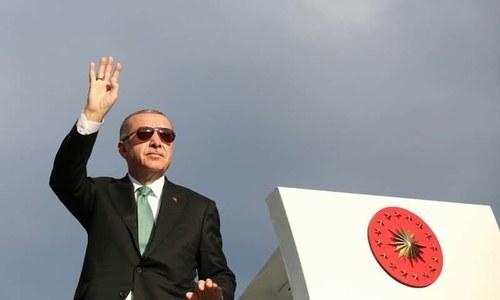 ترک صدر کا امریکی برقی مصنوعات کے بائیکاٹ کا اعلان