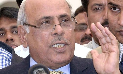 Governor Punjab Rafique Rajwana resigns