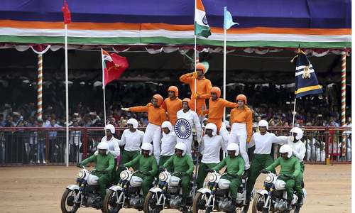 ہندوستان کا یومِ آزادی