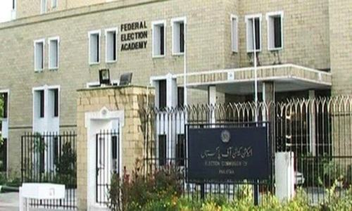 ECP forms provincial tribunals to redress election-related grievances