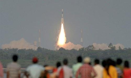 بھارت 2022 تک پہلا انسان بردار خلائی مشن بھیجنے کا خواہشمند