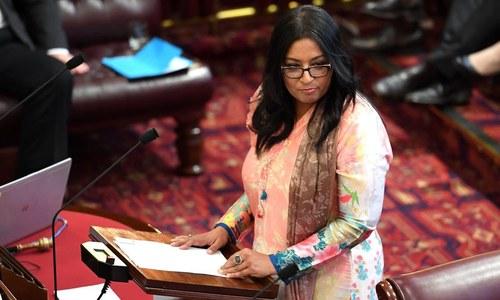 پاکستانی نژاد خاتون آسٹریلیا میں پہلی مسلم سینیٹر منتخب