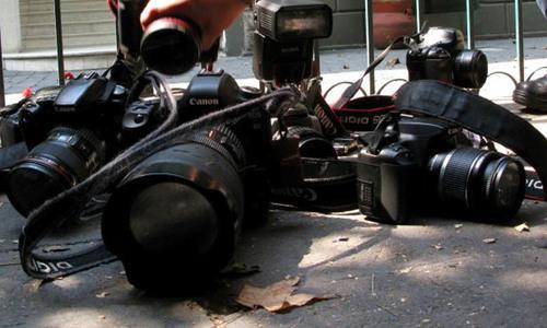 امریکا صحافیوں کیلئے تیسرا خطرناک ترین ملک