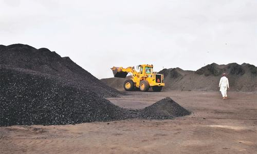 Coal being dumped in open in violation of SC orders
