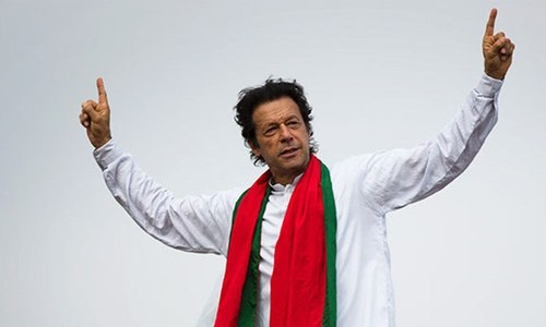 Imran Khan: Creating the biggest political storm of the year