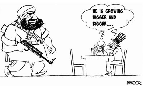 کارٹون : 16 اگست 2018